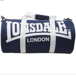 Lonsdale Barrel Bag