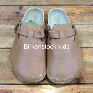 Birkenstock Boston kids