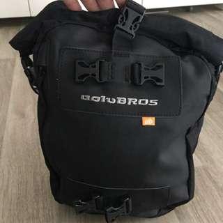 Uglybros waterproof 18l dry rear tail bag