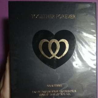 Laurelle Parfums Together Forever Pour Femme Gift Set 100ml