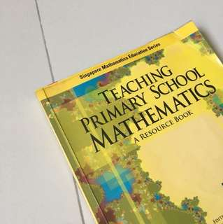 Teaching Primary School Mathematics
