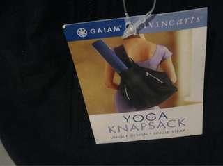YOGA Knapsack Bag
