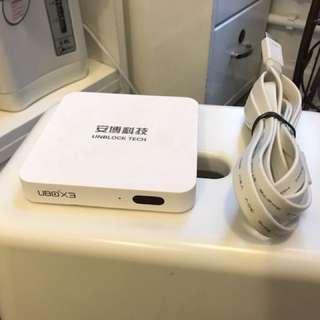 UBox3 機頂盒