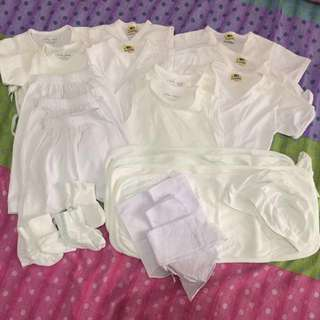 Baby boy stuff set