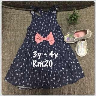 🎀 Toddler Dress #CNY88