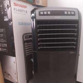 Air cooler sharp kipas angin dingin