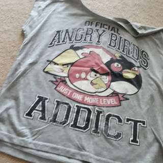 Angry Birds Licensed T-Shirt