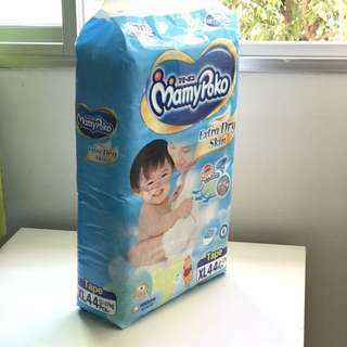 Mamy Poko Tape Diapers XL (12-17 kg)