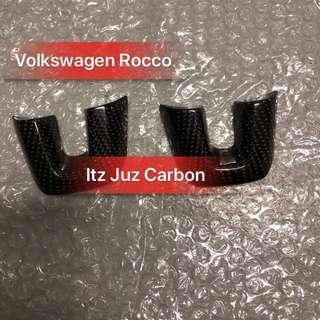 Volkswagen Carbon Steering cover