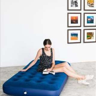 Inflatable Single Air Bed Mat