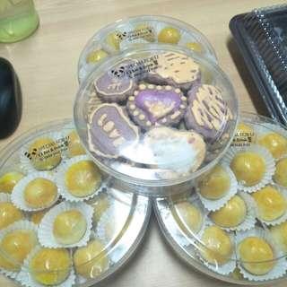 Nastar,  cookies