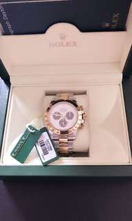 Jam tangan Rolex Daytona Panda