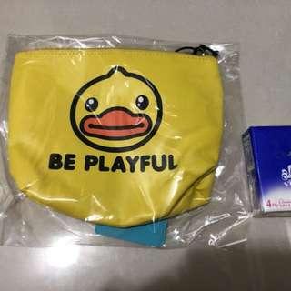 全新B.Duck多用途袋