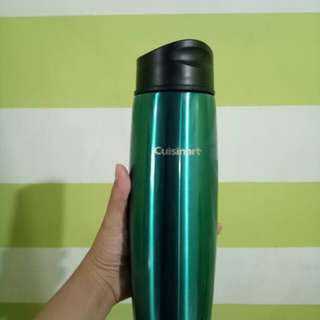 Cuisinart 17oz Double Wall Stainless Steel Travel Mug