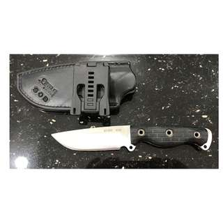 Busse Knife - Son of Badger Limited Edition #568 - with Sheath