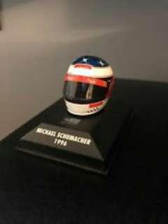 Minichamps 1:8 1996 Schumacher F1 Helmet