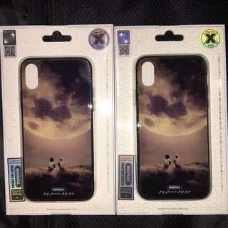 Remax 玻璃殻(Iphone X)