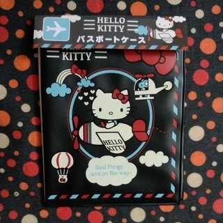 Authentic Sanrio Hello Kitty Passport Holder