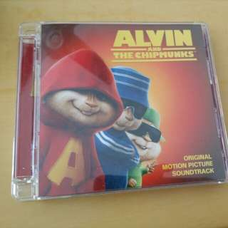 Original motion picture soundtrack from Alvin and the Chipmunks