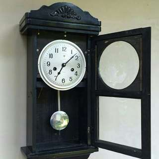Wall clock polaris vintage