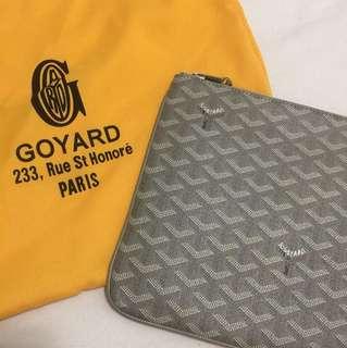 Goyard clutch