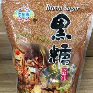 台灣黑糖薑母茶