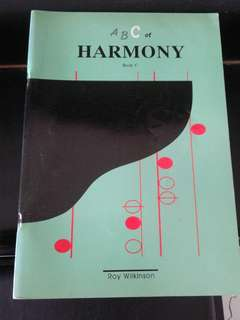 ABC of Harmony (book c) by Roy Wilkinson