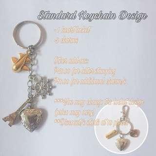 Keychain Lockets