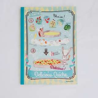 BN Japan Kokuyo Illustrator Cute Notebook