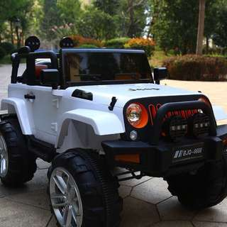 5 drive engines Swing function USB MP3 TF remote Plastic tires RS8K battery12V4.5AH RS9K Rubber tire battery12V6.5AH