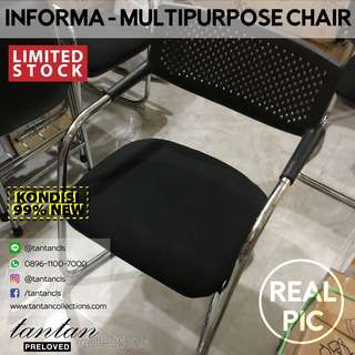Wizard Multipurpose Chair / Kursi Serba Guna - Informa