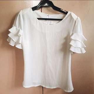 White Blouse (S)