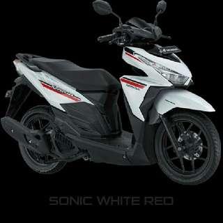 Spesialis Kredit Motor Honda Murah Vario 125 Dp 900