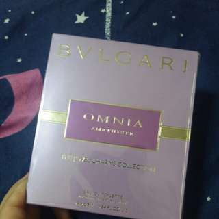 Authentic Bvlgari Omnia Amethyst - Not Tester