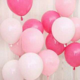"Standard Balloons 10"""