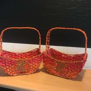 CNY Oranges Basket