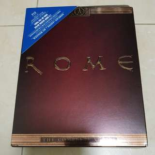 Rome the complete series bluray | 10 discs | 22 episodes