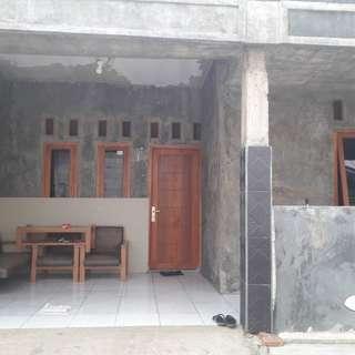 Dijual Rumah Kavlingan 84m full bangunan cor/dak - Bekasi Utara