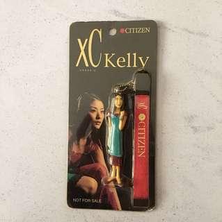 Citizen XC Kelly 人仔 figure 電話繩 fans收藏品