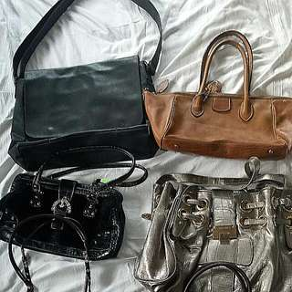 take all 6 branded bags for 2500