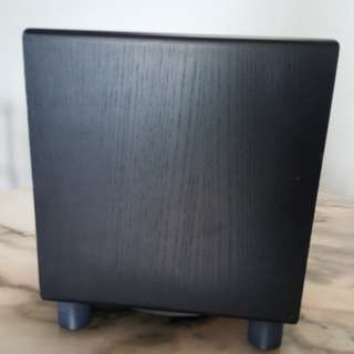 SubWoofer MJ Accoustics Reference 100MKII