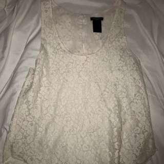 Talula Lace Shirt- Aritizia