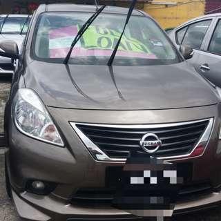 Nissan Almera 1.5VL