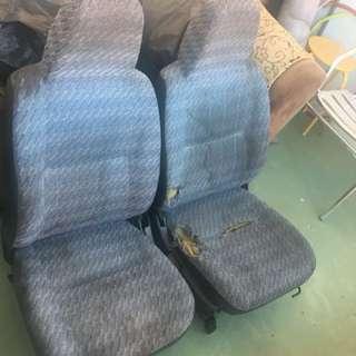 Seat kancil 660