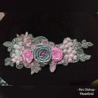 Headpiece Hiasan Jilbab Cantik