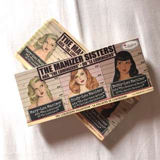 THE BALM - The Luminizing Collection