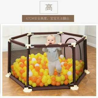 Baby Playpen/fence/bed