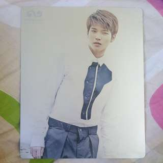 INFINITE Woohyun Be Back photocard