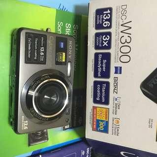 🚚 Sony DSC-300