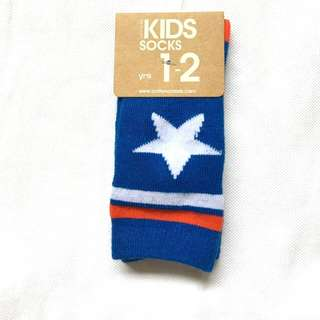Brand new!Baby socks for 1-2yrs old